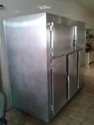 Freezer para cozinha industrial