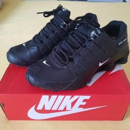 Classico Nike Shox NZ tamanho 41