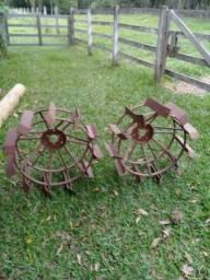 Rodas de ferro tobatta yanmar