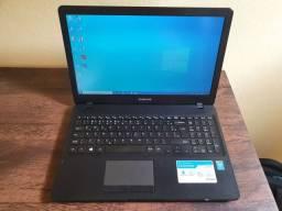 Notebook samsung corel i3, 4gb ram, 1 tb