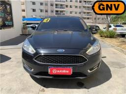 Focus Sedan SE 2.0  2018 - Entrada $14.000 + Parcelas $1.199,00