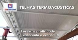 Telhas Térmicas - Isocentro