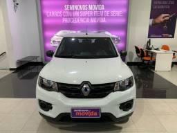 Renault Kwid Zen 1.0 Flex 12V 2020 - IPVA 2021 PAGO