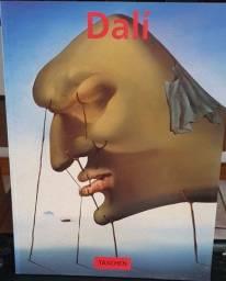 Livro Salvador Dali