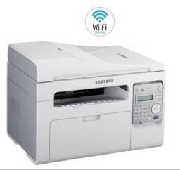 Impressora Multifuncional Samsung SCX 3405fw Rede e Wi-Fi com Garantia + Toner!