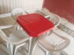 Jogos de mesa Tramontina com capa