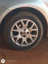 Troco roda 15 por roda 17