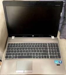 Notebook Hp Probook 4530s I3 8gb SSD 240gb Tela 15.6 (Leia a Descrição)