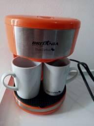 Cafeteira Elétrica Britania Duo Coffee  Com 2 Xícaras<br><br>