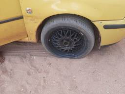 Rodao 17 com pneu bom