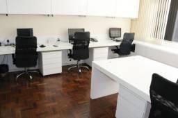 Coworking - Escritório Compartilhado - Traga a sua empresa de até 12 funcionários