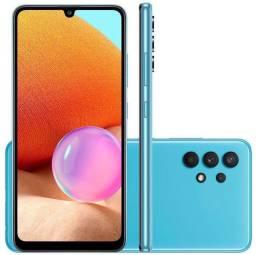 Smartphone Samsung Galaxy A32 128gb azul