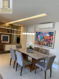 Apartamento Na Ponta do farol -145m - móveis Projetado