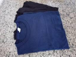 4 Camisetas Tamanho -G (Masculino) da marca Miu Sigma Confecções Ltda.
