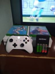 Xbox One S 1TB Ler anúncio se enteresou chamar no ZAP *