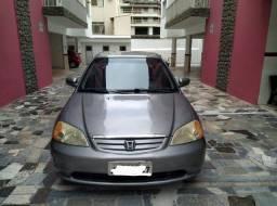 Civic Automático, novo