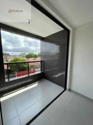 Apartamento à venda com 3 dormitórios em Tambauzinho, João pessoa cod:35790