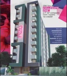 Título do anúncio: Apartamento à venda com 1 dormitórios em São sebastião, Barbacena cod:1165