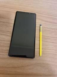 Samsung Note 9 completo excelente estado
