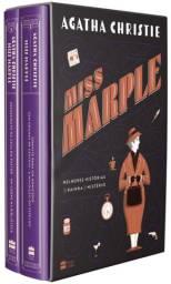 Box Agatha Christie - Melhores Histórias de Miss Marple - Novo e Lacrado!