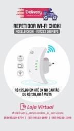 Repetidores e Roteadores WiFi Diversos