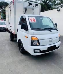 Hyundai HR 2.5 2018 com baú refrigerado