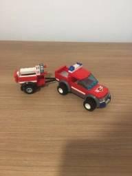 LEGO CITY 7942 (carro de bombeiro)