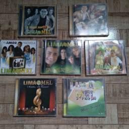 CDs Limão com Mel