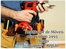 Montador de Móveis Anápolis