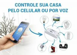 Interruptor WiFi P/ Automação Residencial - Compatível com Alexa e Google assistente