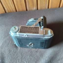Câmera Fotográfica de Fole Alemã Franka Solida III. Antiga Zona US 1951 VER anúncio