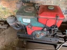 Motor estacionário yanmar b9 diesel