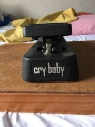 Pedal Wah Wah Cry Baby Dunlop Guitarra