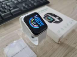 Relógio Smartwatch D20/Y68 - Recebe notificações