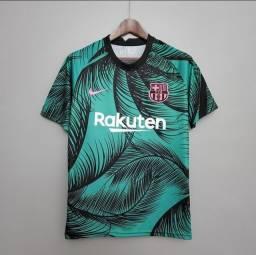 Camisa Barcelona treino 20/21
