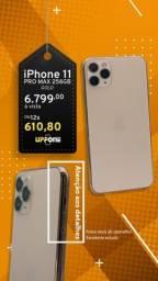 iPhone 11 Pro Max Gold 256GB - Vitrine