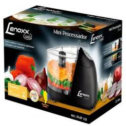 Mini Processador Lenoxx Pratic - Novo