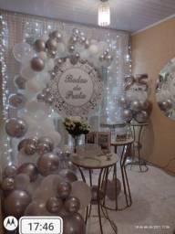 Decorações de festas...