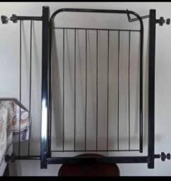 Vendo portão usado