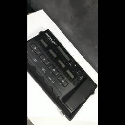 Pedaleira Zoom G5N com Case de Luxo.
