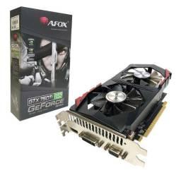 Placa de Vídeo GeForce GTX 750 ti 2GB, Gddr5, 128bits HDMI