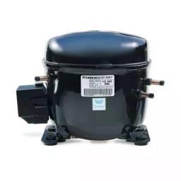 Compressor 1/4 Embraco  EGAS 80HLP + filtro Secador