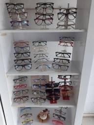 Promoção Armação grátis na compra das lentes