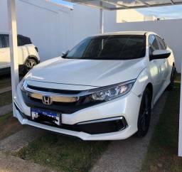 Honda Civic LX 20/20 com 8000km rodados