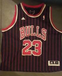 Camiseta Chicago Bulls Adidas Basquete