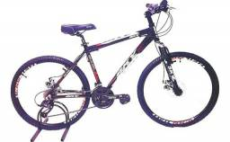 Bicicleta Skynano 21v Marchas Aro 26 Quadro Freio Disco