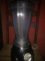 Liquidificador mundial .4 velocidade .