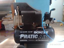Compressor Schulz Pratic Air