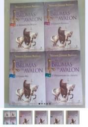 Livro: As Brumas de Avalon