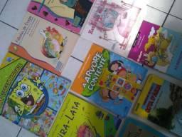 Livros infantis 10 livros